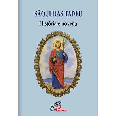 Novena de São Judas Tadeu (História e Novena)