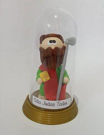 Imagem São Judas Tadeu (biscuit) na cúpula