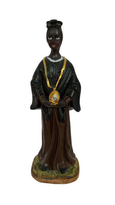 Imagem Santa Bakhita (resina 10cm)