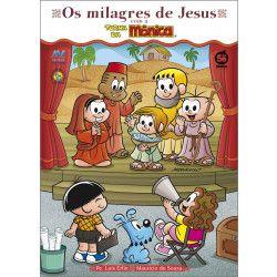 Os Milagres de Jesus - Turma da Mônica