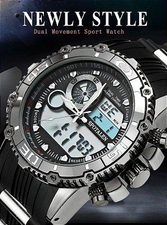 804d0d46468 Relógio esporte