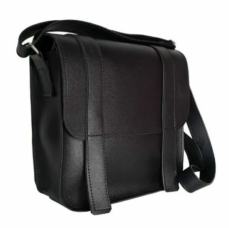 Bolsa Carteiro Retrô - GRANDE- 33x27cm - Produto Vegano
