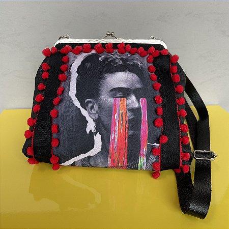 Bolsa da vovó Frida Khalo