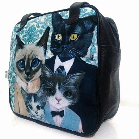 Bolsa Cat Family
