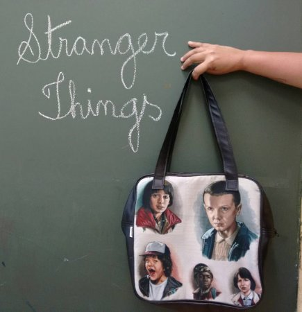 Bolsa Stranger Things