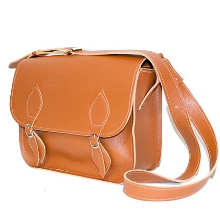 Bolsa Carteiro - 25x20cm