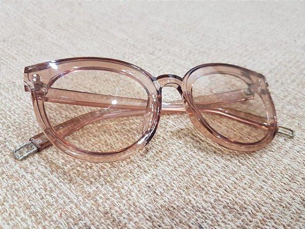 Óculos Solar Caramelo