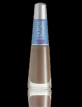 Chocolate Quente - esmalte cremoso 7,5ml