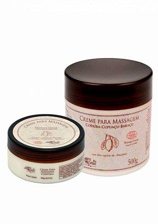 Creme de massagem Ecocert Arte dos Aromas