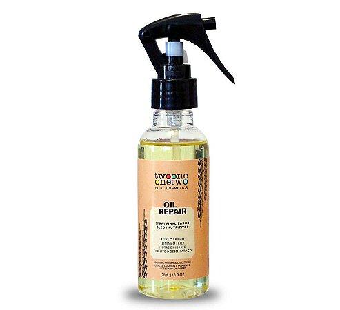 Spray Reparador (Oil Repair) de Cabelos Óleos Nutritivos - Twoone Onetwo 120ml