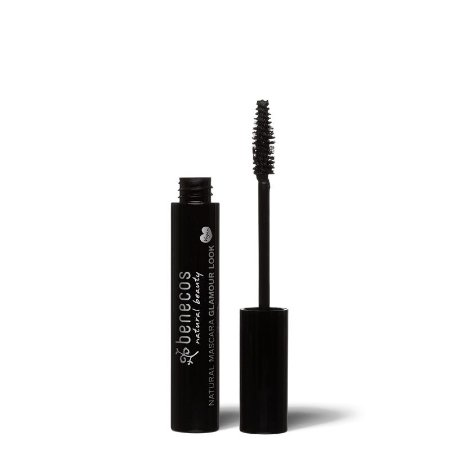 Máscara para Cílios Glamour Look Vegana Ultimate Black 8ml - Benecos