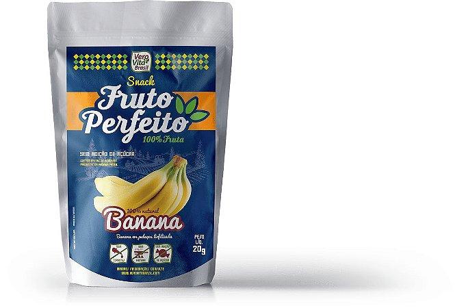 Snack Liofilizada - Banana - 20 g