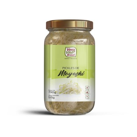 Pickles de Moyashi - 800 ml