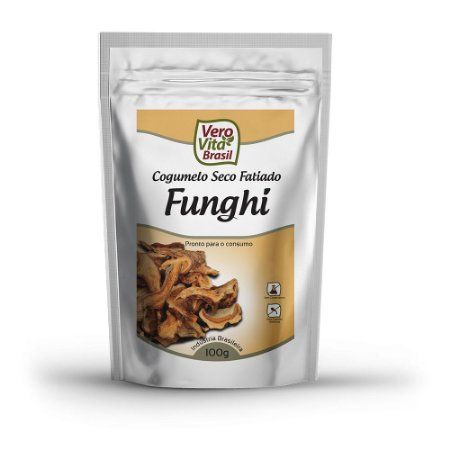 Cogumelo Funghi Seco - 100 g