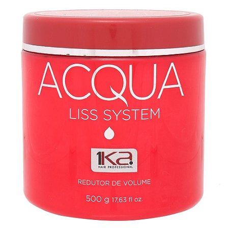 1Ka | Escova Progressiva Acqua Liss Sytem - 500g