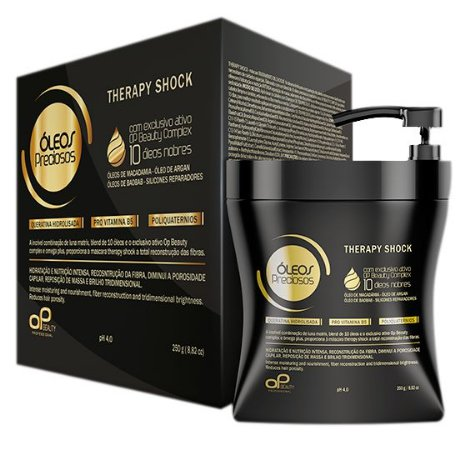 OP Beauty | Reconstrutor Therapy Shock 450 g