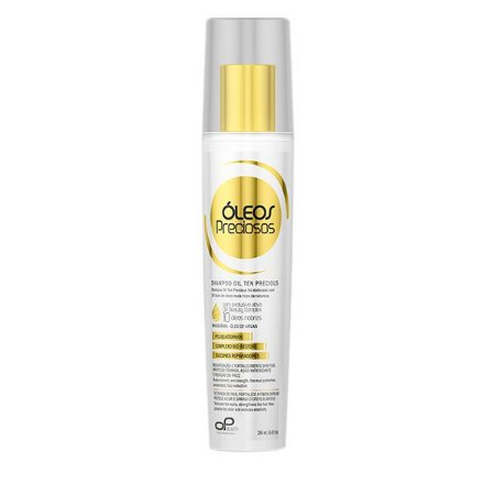 OP Beauty | Shampoo Oil Ten Precious - 250 ml