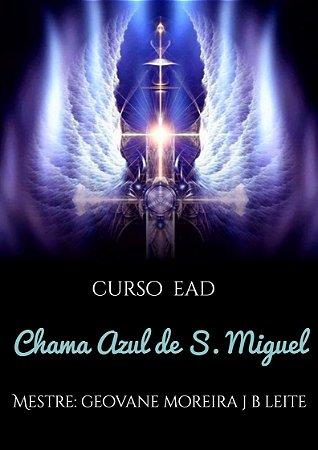 CURSO EAD CHAMA AZUL QUÂNTICA - MIGUEL ARCANJO