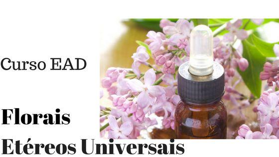 Curso EAD Florais Etéreos Universais