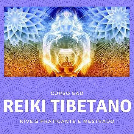 Curso EAD Reiki Tibetano com Mestrado