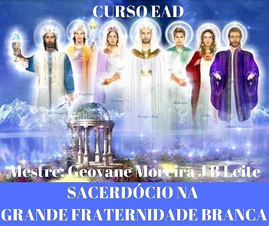 Curso EAD CURA ENERGÉTICA COM FRATERNIDADE BRANCA