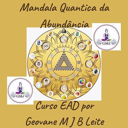 Curso EAD Mandala Quantica da Abundância
