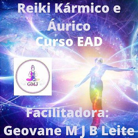 CURSO EAD REIKI KÁRMICO E ÁURICO