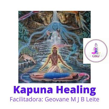 Curso EAD Kapuna Healing: Cura Xamânica Ancestral