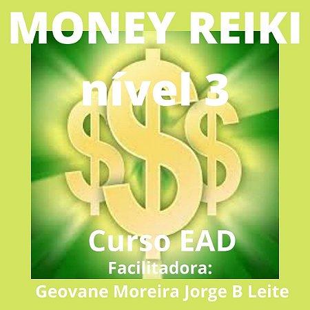 Curso EAD Money Reiki nível 3