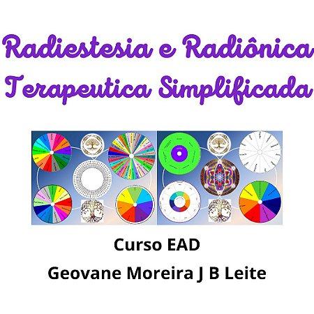 Curso EAD Radiestesia e Radionica Terapeutica Simplificada