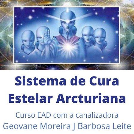 Curso EAD Sistema de Cura Estelar Arcturiana com Mesa Psionica Arcturiana