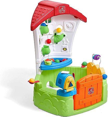 Casa de Atividades Step 2