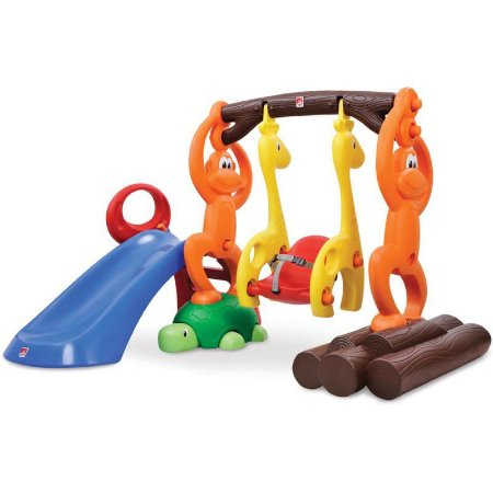 Playground Zoo Play