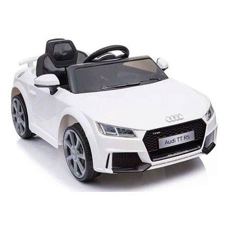 Carro Elétrico Infantil Audi