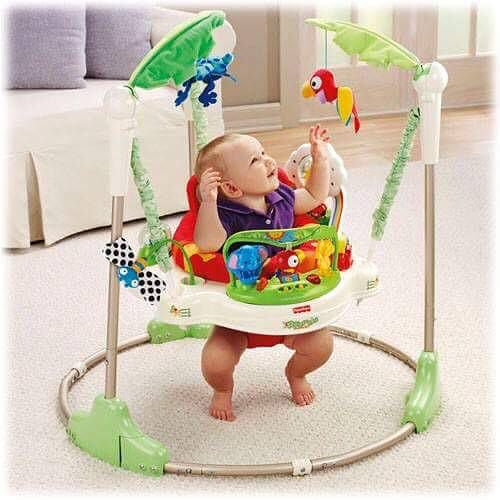 Jumperoo Rainforest Fisher-Price