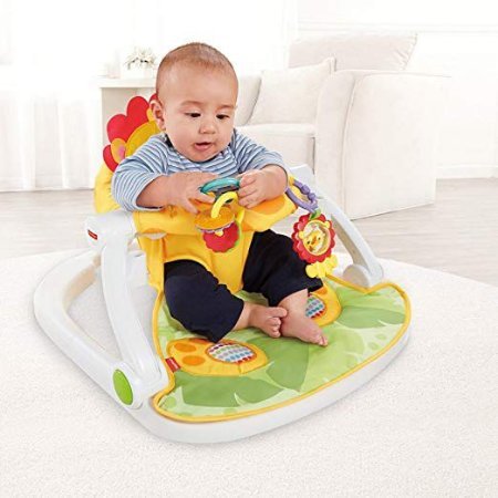 Sit Me Up Leãozinho - Cadeira Fisher-Price