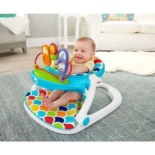 Sit Me Up Deluxe Cadeira Fisher-Price