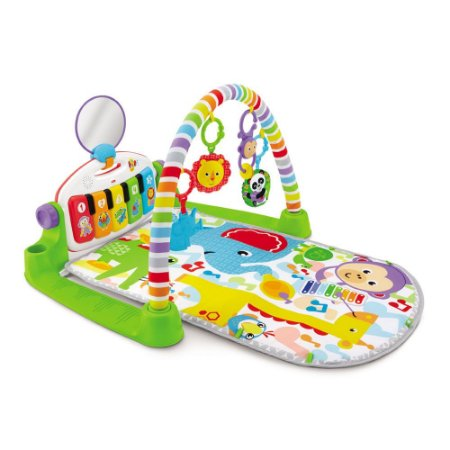 Tapete Piano Fisher-Price Deluxe Kick & Play Piano Gym