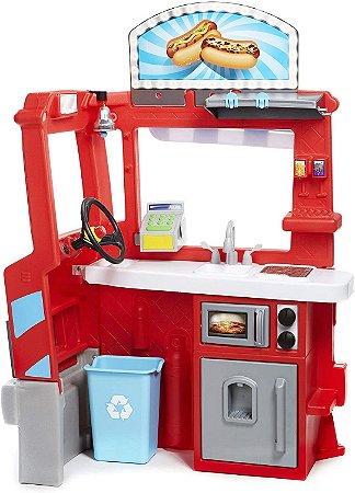 Food Truck Little Tikes -  (Centro de Atividades - Cozinha)