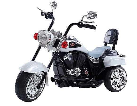 Moto Elétrica Infantil Harley Davidson