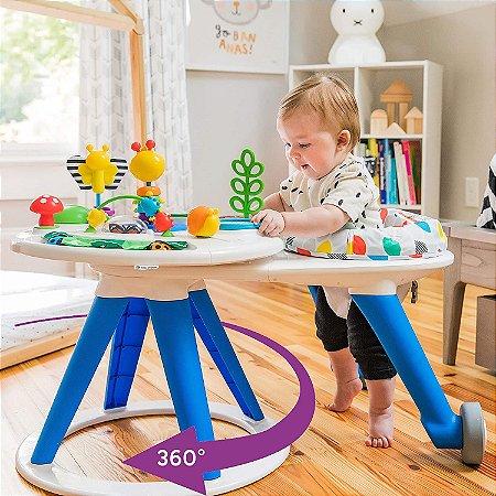 Around We Grow 4-in-1 - Baby Einstein ( Centro de Atividades)