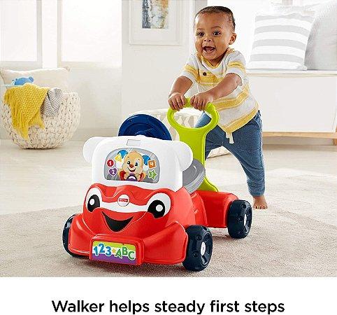 Apoiador Carrinho - Laugh & Learn 3-in-1 Smart Car