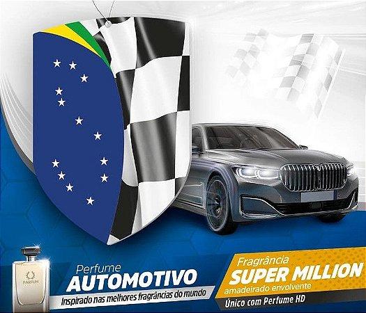 Perfume Automotivo Super Million