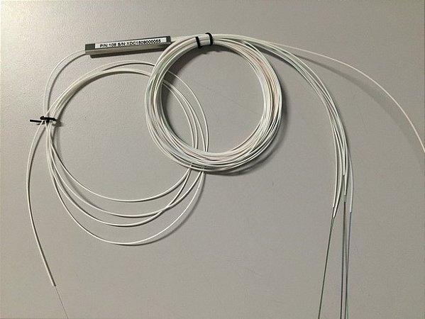 SPLITTER 1X16  0,9mm comprimento 2 metros sem conector