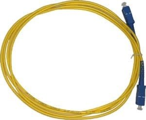 PATCH CORD SM SC/UPC SINGLE MODE 3mt