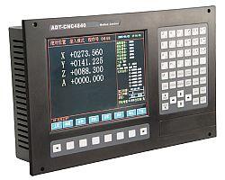 ADT-CNC4840 quatro eixos High Grade Fresagem / Perfuração CNC Controlador