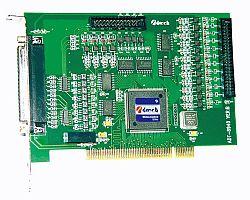 ADT-8940A1 barramento PCI 4 eixos Cartão de Controle de Movimento