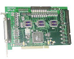 ADT-856 BUS PCI de 6 eixos Cartão de Controle de Movimento