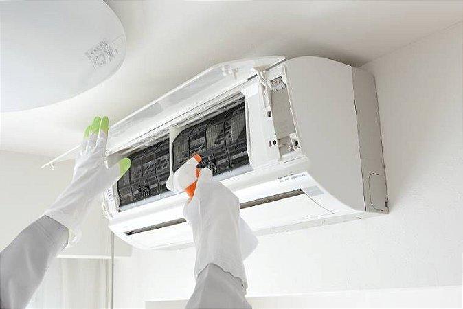 Manutenção Preventiva de Ar Condicionado parcelado em 10x