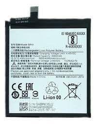 Bateria Xiaomi Mi 9t Mi9t Mi9 T Redmi K20 Bp41